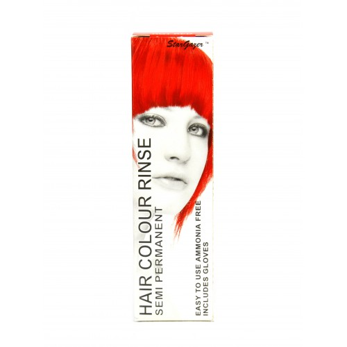 Star-Gazer Haarfarbe 70 ml  Hot Red